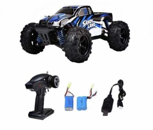 RC Car Distianert 9300 Electric Offroad Remote Control Monster Truck RTR 1...