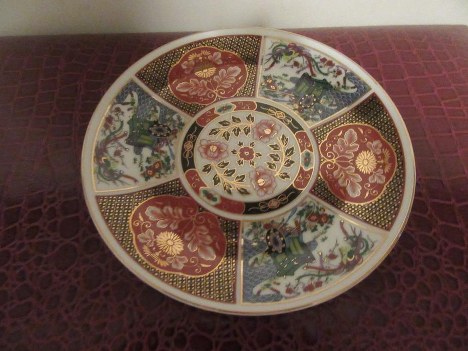 IMARI Decorative Dish Plate JAPAN 8
