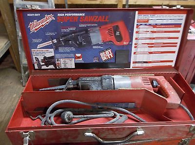 Milwaukee Sawzall 6511