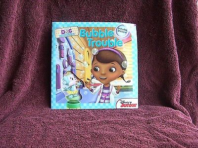 Bubble Trouble by Disney Book Group Staff and Sheila Sweeny Higginson (2013,...