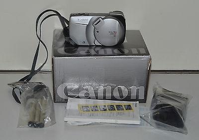 Canon Elph 490Z APS Point & Shoot Film Camera Kit