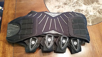 Dye Attack Pack Pro Paintball Pod Pack Harness 4+7 Capacity ~ Free Shipping!