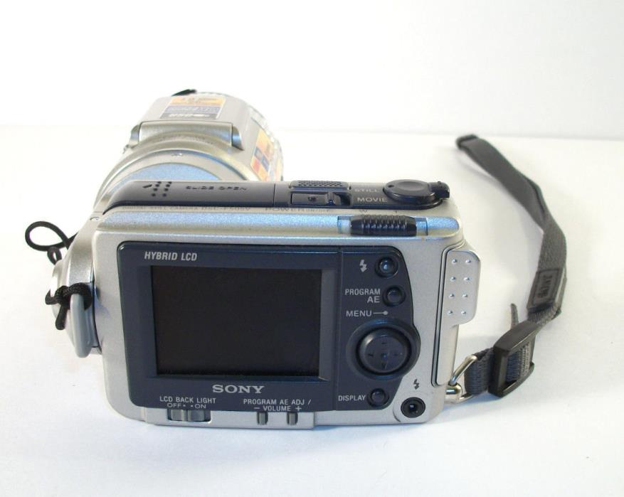 sony dsc v3 camera for sale classifieds