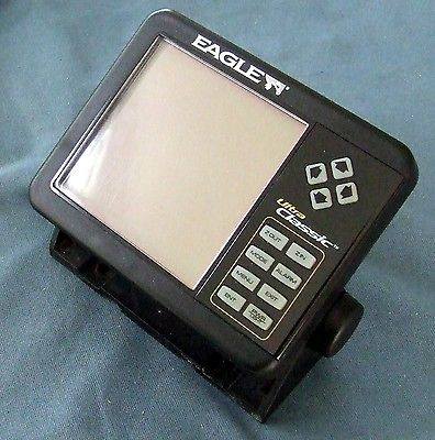 Eagle ultra fish finder for sale classifieds for Used fish finders on ebay