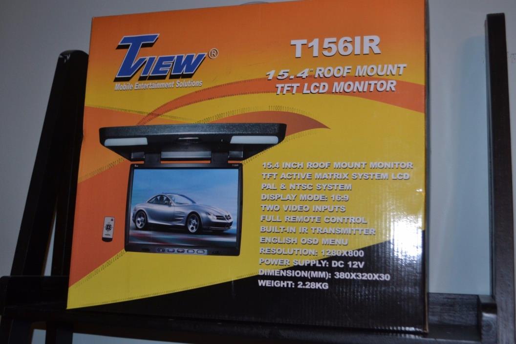 TView T156IR 15.4
