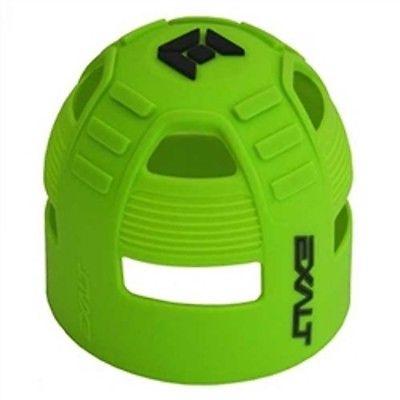 Exalt Paintball Tank Grip ~ Green & Black ~ Free Shipping!!