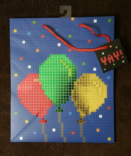 Birthday Party - Gift Bag - Sparkly 10