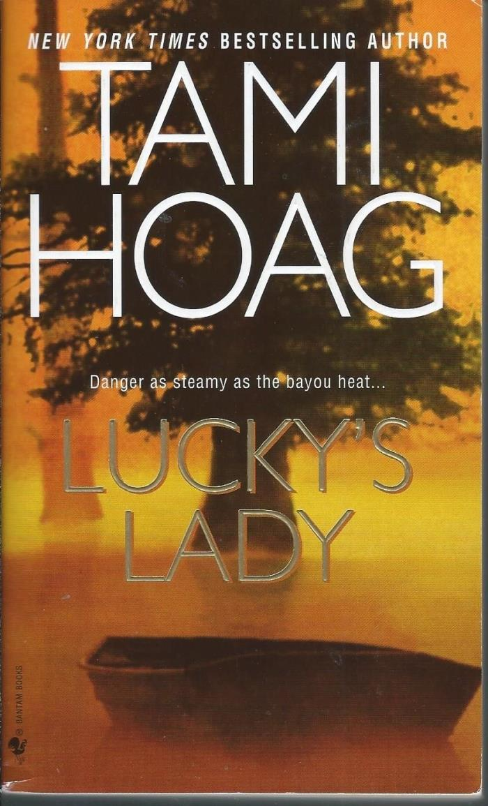 Lucky's Lady by Tami Hoag - (2003 - Paperback)