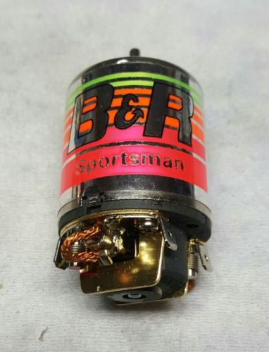B&R Sportsman Brushed Motor For Rc cars and trucks rc10 ultima Jrx2