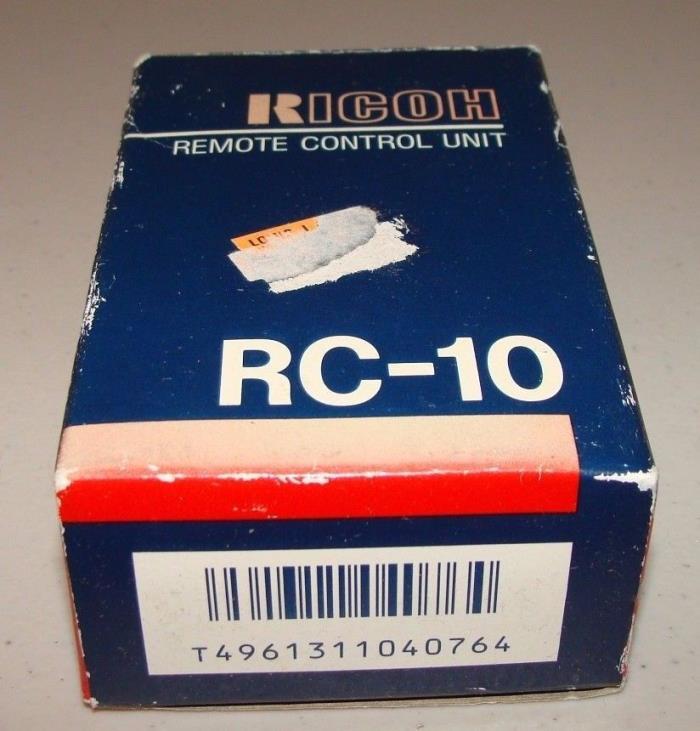Ricoh RC-10 Remote Control Unit
