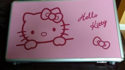 Hello Kitty Mahjong Set with  Aluminium Case Pre-owned