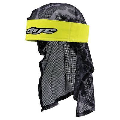 Dye Paintball Head Wrap Skinned Lime **FREE SHIPPING** Headband ~ NEW IN PACKAGE