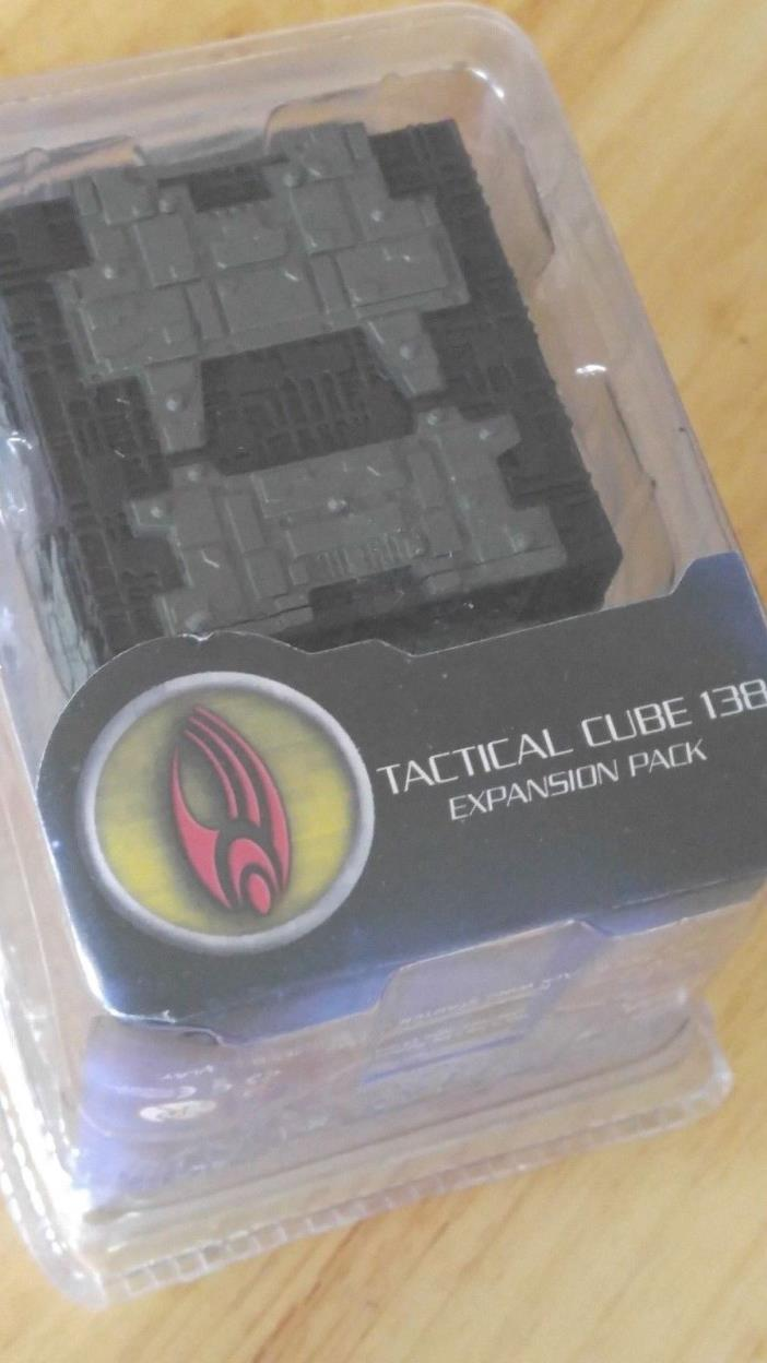 Star Trek Attack Wing (WizKids) Borg Tactical Cube 138 Expansion