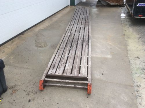 Scaffold Walk Board : Aluminum walk boards for sale classifieds