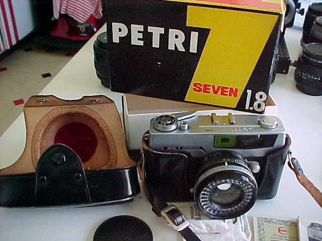 Petri 7 camera set