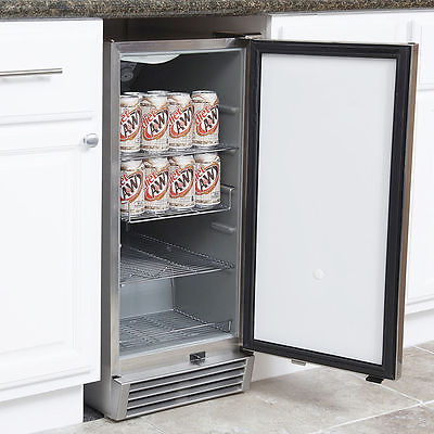 Whynter Stainless Steel Outdoor Refrigerator