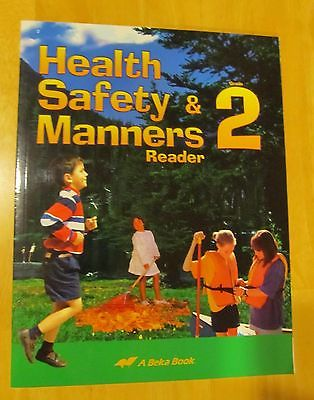 A Beka Health, Safety & Manners 2 Reader, Second Edition
