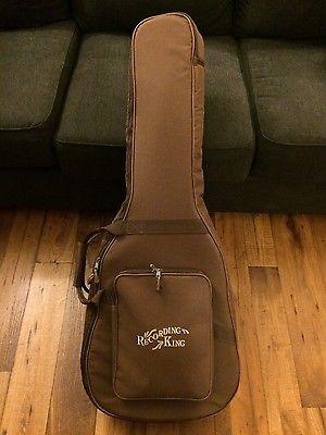 Recording King Acoustic Guitar Gig Bag