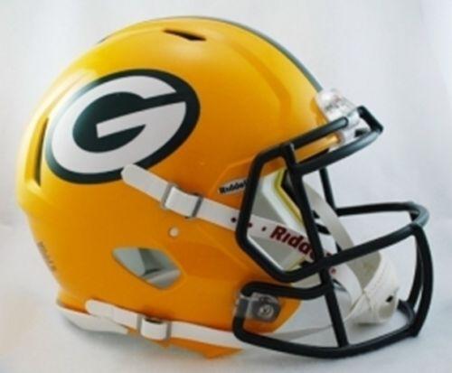 Green Bay Packers Helmet | eBay