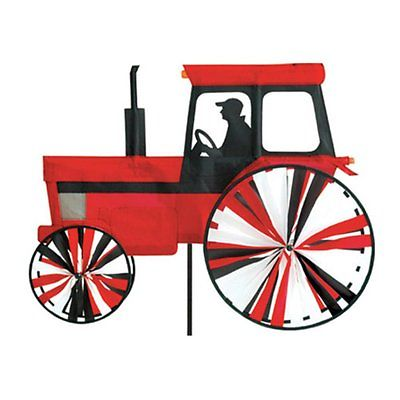 Tractor wind spinner for sale classifieds for Garden spinners premier designs