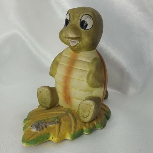 Homco Home Interiors Turtle Leaf 4
