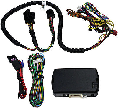 Omega Fortin Preloaded module & T-Harness combo for Chrysler Dodge OMEVOCHRT4