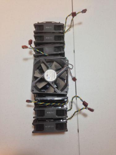Lot Of (10) HP Compaq  Case Fan 580230-001 4-pin