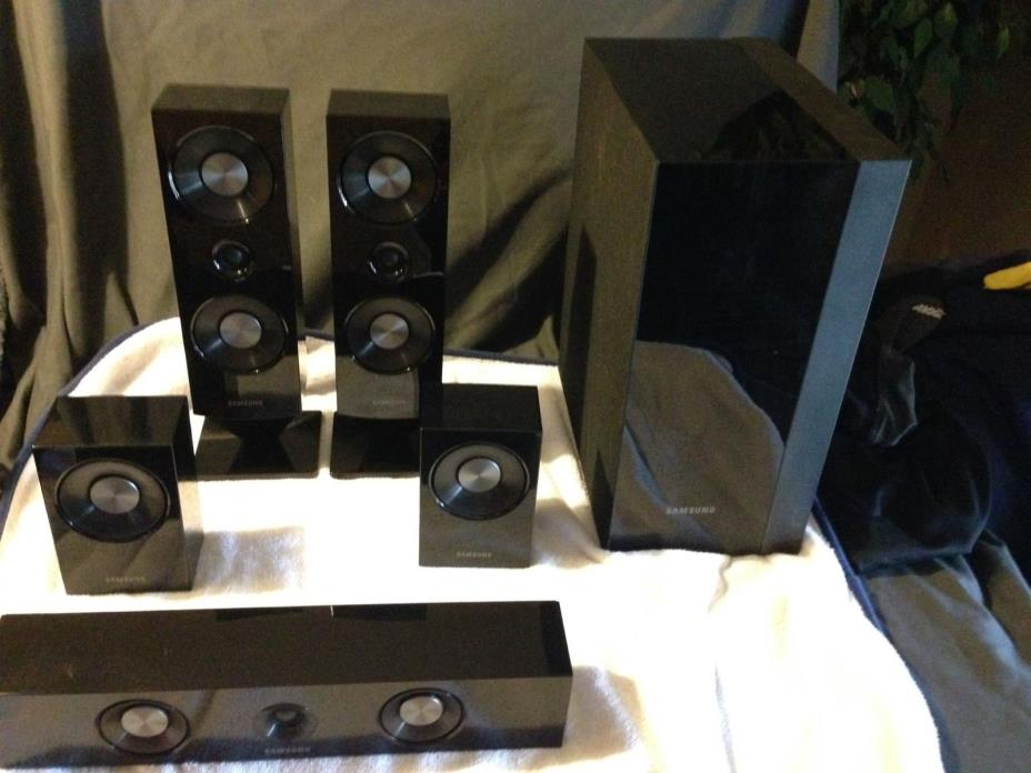 Samsung Surround Sound Speaker System - Great Affordable Theater Surround Sound