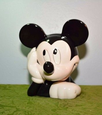 Disney HOME Mickey Collection Cookie Jar
