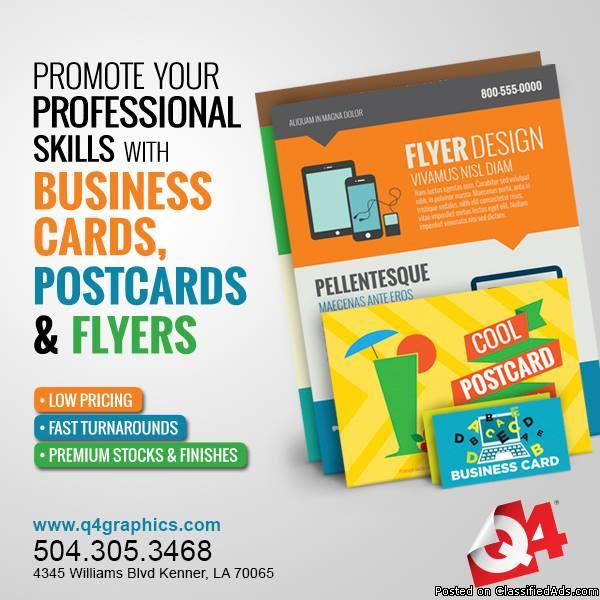 Printer Kenner La - design and print services