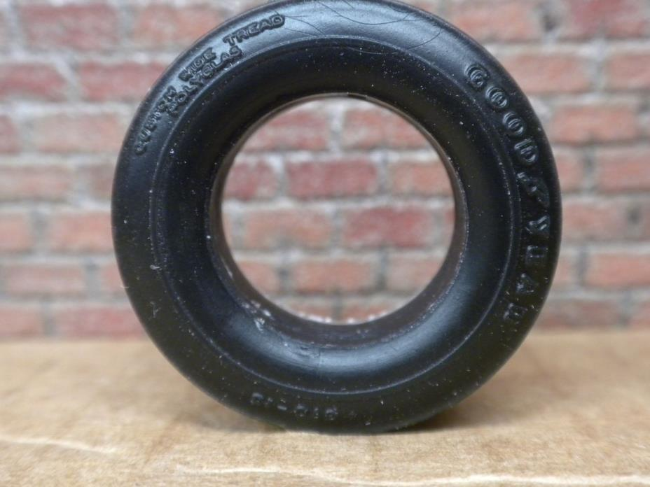 RUBBER  1/25 GOODYEAR G70-15 TIRES T33