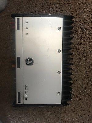 JL Audio 300/4v2 Car Amplifier