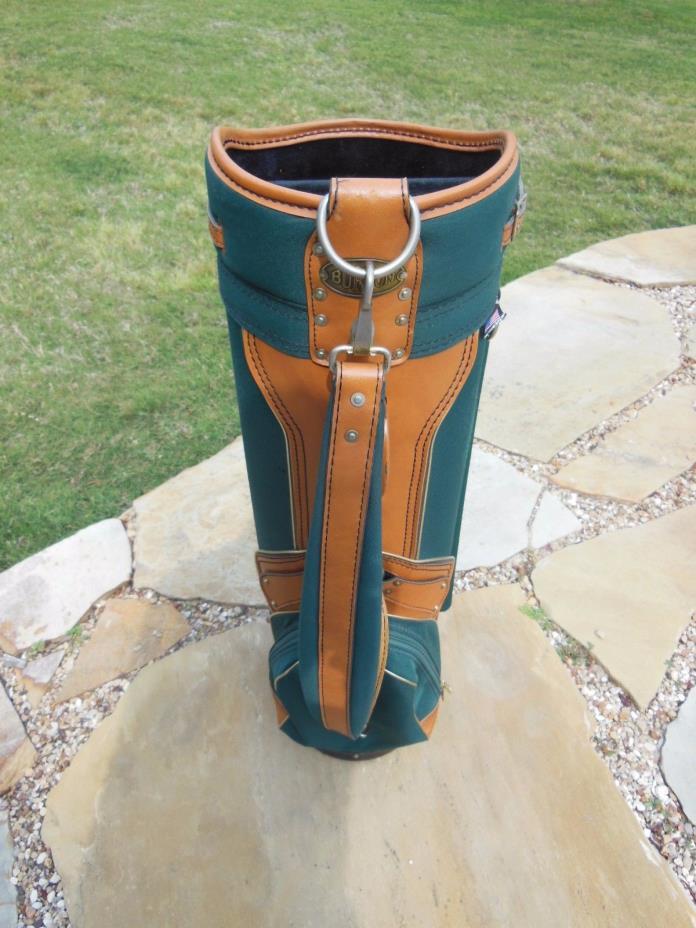 Burton Lightweight Carry/Cart Golf Bag NICE!