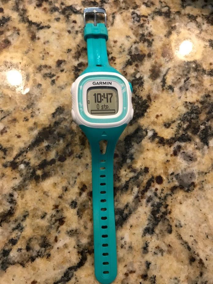 Garmin Forerunner 15 010-01241-00 GPS Running Watch with Heart Rate Monitor HRM