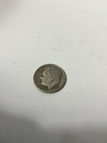1956 D Roosevelt Dime - Collectible Silver Coin