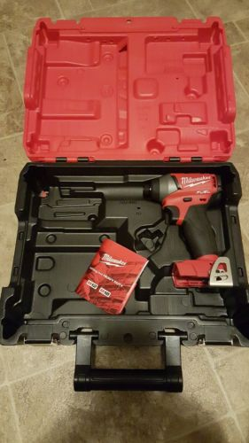 Milwaukee 2753-20 M18 FUEL 18V Li-Ion Brushless 1/4