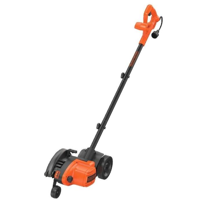 Garden Edger Lawn Electric Best Trencher Pull Up Landscape Efficient Home Tool