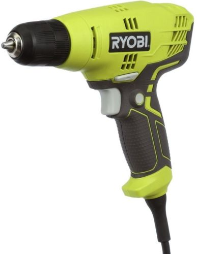 Ryobi 5.5-Amp 3/8 in. Variable Speed Drill Includes Drill and Tool Storage Bag