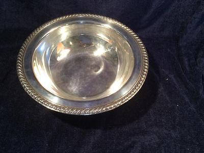 Wm Rogers #862 Silverplate Serving/Casserole Bowl