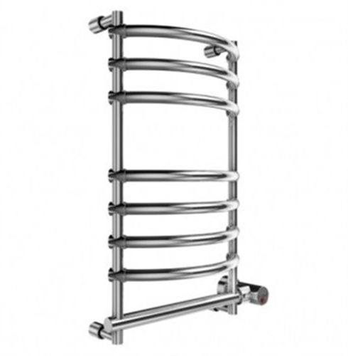 Mr. Steam W634PC 8-Bar Wall Mounted Electric Towel Warmer, Polished Chrome