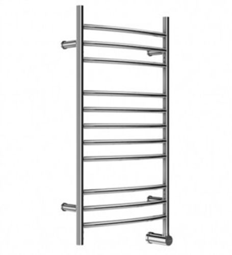 Mr. Steam W336CORDSSB 11-Bar Wall Mounted Electric Towel Warmer Brushed with Cor
