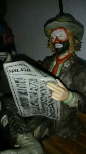 emmett kelly jr figurines