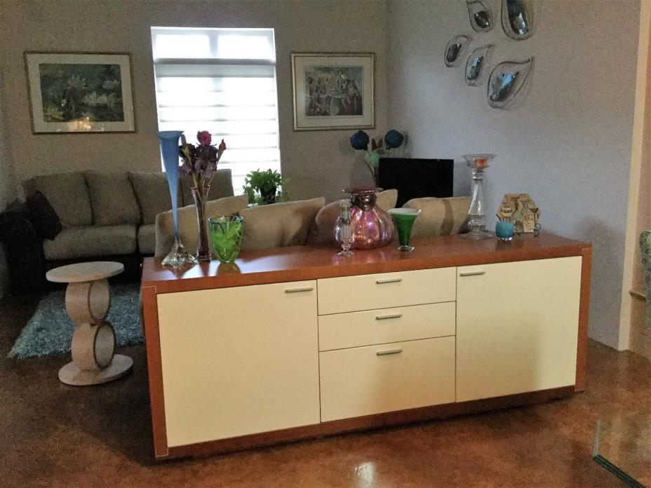 Scan Design Cherry Buffet Sideboard