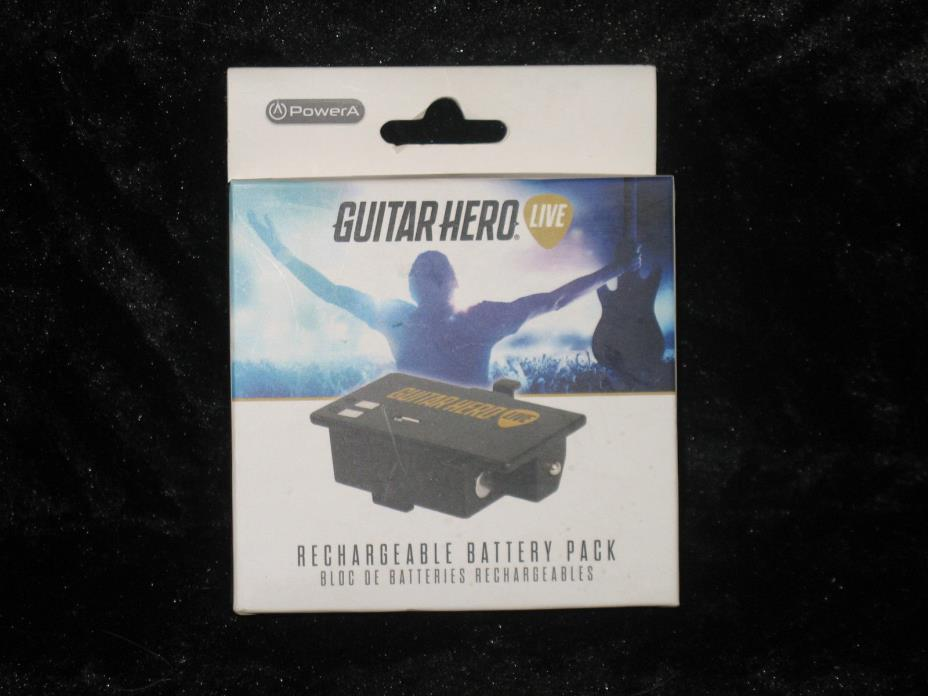 Guitar Hero Live Rechargeable Battery Pack XBOX One PS4 New