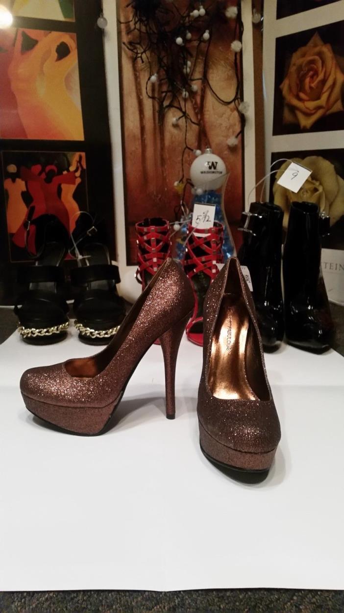 shoes sprakle shoes size 6 high heel shoe
