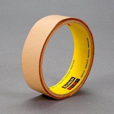3M Adhesive Transfer Tape 8056 Clear, 1 in x 36 yd 5.0 mil, 36 per case Bulk