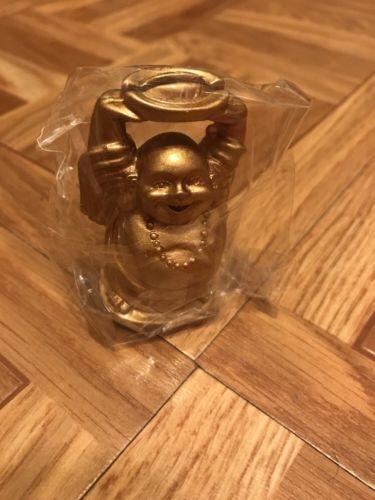 Kate Aspen Wedding Place Card Holders Gold Buddha - 4 buddhas