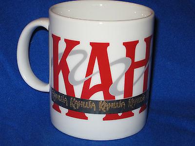 Kahlua Coffee Mugs (2)