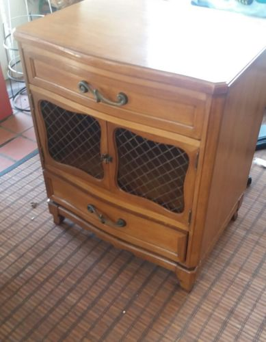 Vintage R-Way Cabinet