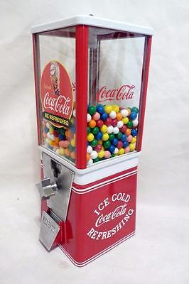 gumball machine original candy machine COCA COLA coke memorabilia
